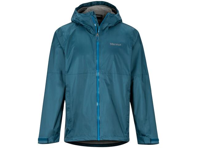 Marmot PreCip Eco Plus Jacket Men denim